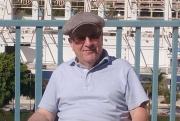 Peter Kluge als stiller Beobachter