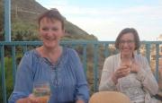 v.l.n.r.: Karin Busche, Susanne Pelkmann