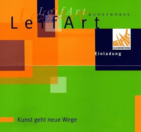 LeifArt E inladung kl