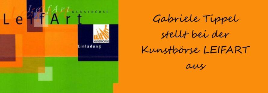 """Kunstbörse """"LeifArt"""" 2016"""
