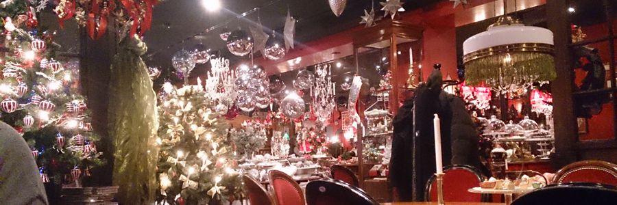 Zur Weihnachtsstube bei Thomanns in Wallbach (CH)