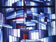 Glasfenster Kirche Solingen-Gräfrath