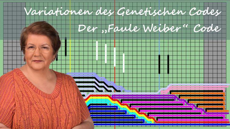 StrickAnleitungen Faule-Weiber-Genetischer Code